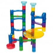 Galt Toys 35 Piece Marble Run Set Glow 381004672