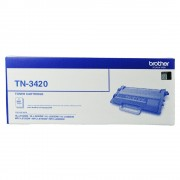 Brother MONO LASER TONER - HIGH YIELD UP TO 3000 PAGES - TO SUIT WITH HL-L5100DN/L5200DW/L6200DW/L6400DW & M