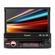 "MVD-310 Autoradio 17,8cm Touchscreen (7"") Bluetooth USB SD FM AV frontale"