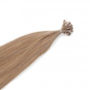Rapunzel® Extensions Naturali Nail Hair Original Liscio 7.3 Cendre Ash 40 cm