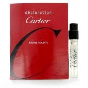 Cartier Declaration Vial (Sample) 0.04 oz / 1.18 mL Men's Fragrance 422087