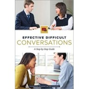 Effective Difficult Conversations: A Step-By-Step Guide, Paperback/Catherine Soehner