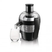 Сокоизстисквачка, Philips Viva compact, 1.5L, 500W, black (HR1832/02)