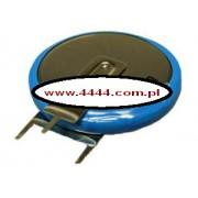 Akumulator ML2430-VS1 100mAh 3.0V z wyprowadzeniami 2x1 pionowo
