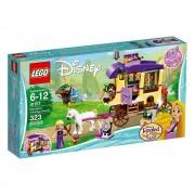 Lego Rapunzel'S Traveling Caravan Lego 41157