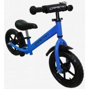 """Capetan® Energy Plus Sötét kék színű 12"""" kerekű futóbicikli sárhányóval és csengővel - pedál nélküli"""
