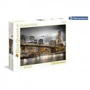 Clementoni - puzzle 1000 hqc new york skyline