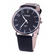 Черен дамски часовник Mike