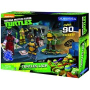 Jazwares Domestic Tmnt Blueprints- Turtles Lair Deluxe Pack