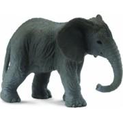 Pui de elefant african - Animal figurina