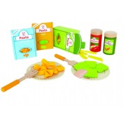 33 Piece Wooden Pasta Set by Hape