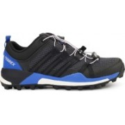 ADIDAS TERREX SKYCHASER Outdoor Shoes For Men(Black)