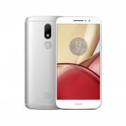 Motorola Moto M XT1662 Android 6.0 4GB De RAM + ROM De 32GB - Plateado