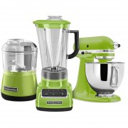 Paquete KitchenAid Artisan + Diamond + Choper - Verde