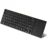 RAPOO E9180P Безжична клавиатура с тъч пад/цифрова клавиатура, Черен - RAPOO-12508