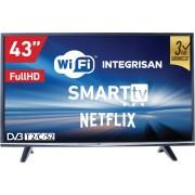 "Televizor TV 43"" Smart LED Vox 43SWB471B, 1920x1080 (Full HD), WiFi, HDMI, USB, T2"