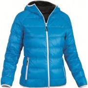 Salewa Maoli 2.0 DWN - giacca con cappuccio alpinismo - donna - Light Blue