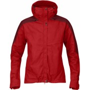 FjallRaven Skogso Jacket Women - Red-Ox Red - Freizeitjacken XS