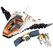 LEGO City Space Port 60224 Műholdjavító küldetés