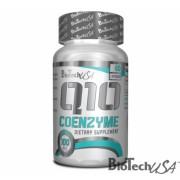 BioTech USA Q10 Coenzym 100mg (60 kaps.)