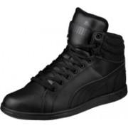 Puma PUMA IKAZ MID V2 WOMENS SPORTSTYLE SHOES Sneakers For Women(Black)
