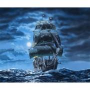 Maquette Bateau : Pirates Des Caraïbes La Vengeance De Salazar : Black Pearl