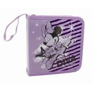 Disney Minnie Mouse 24 CD Wallet, Retail Packaged