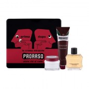 PRORASO Red After Shave Lotion dopobarba 100 ml Uomo