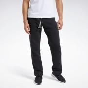 Reebok Training Essentials Fleece Broek - Black - Size: Extra Small