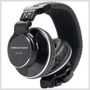 Skladateľné uzavreté slúchadlá BL-60B American Audio