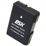 SilverHT Bateria para Câmara Nikon En-EL 14 1030mAh