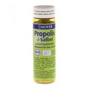 Propolis si Salvie Tablete Bio de Supt Pronat 60tb