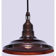 Aasra Decor Brown Metal Pendant Lamp