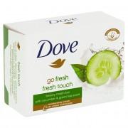 Dove Săpun-cremă Go Fresh Touch cu aroma de castravete si ceai verde (Beauty Cream Bar) 100 g