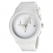 Ceas Swatch Basic White SUSW400