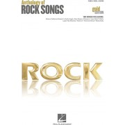 Hal Leonard - Various Artists: Anthology of Rock Songs Gold Edition Sheet Music - Multi