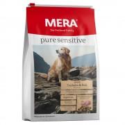 MERA pure sensitive Senior con pavo y arroz para perros - Pack % - 2 x 12,5 kg