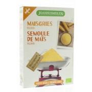 Joannusmolen Polenta/maisgries eerste keuze 350g