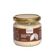Unt de cacao raw Dragon Superfoods criollo bio, 300 g
