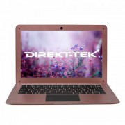 Direkt-Tek Laptop 12.5 PULGADAS Ultra Slim CPU Intel Quad Core Ram 4GB Direkt-Tek DTLAPC125-1