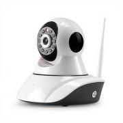 ZEMINI Wireless HD CCTV IP wifi Camera | Night vision Wifi 2 Way Audio 128 GB SD Card Support for VIVO y31l