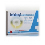 Recordati Spa Imidazyl Antist 1 Mg/Ml + 1 Mg/Ml Collirio, Soluzione 10 Contenitori Monodose 0,5 Ml