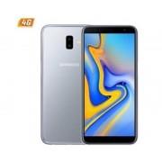 "Samsung electronics iberia s.a Telefono movil smartphone samsung galaxy j6 plus 6"" gray / 32gb rom/ 3gb ram/ 13+5 mpx - 8 mpx/ quad core/ 4g / dual sim/ huel"