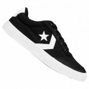 Converse Courtland Ox Kinderen Sneaker 361818C-001 - zwart - Size: 34