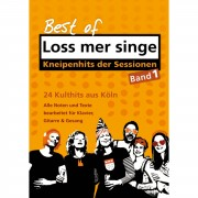 Gerig-Verlag Best of – Loss mer singe - Band 1 - Karneval
