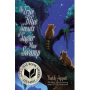 The True Blue Scouts of Sugar Man Swamp, Paperback