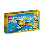 Lego Klocki konstrukcyjne Creator Przygody na wyspie 31064