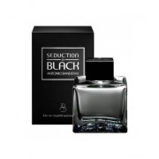 Antonio Banderas Seduction In Black 200Ml Per Uomo (Eau De Toilette)