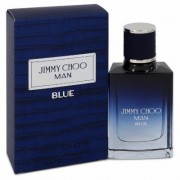 Jimmy Choo Man Blue For Men By Jimmy Choo Eau De Toilette Spray 1 Oz