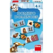Joc domino Dino Toys Ice Age Multicolor